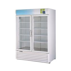 Turbo Air - TGM-50RS - 50 cu/ft Refrigerated Merchandiser w/ 2 Swing Doors image