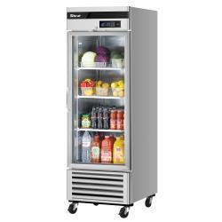 Turbo Air - TSR-23GSD-N6 - 1 Door Super Deluxe Refrigerated Merchandiser image