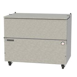 Beverage Air - SM49N-S - 49 1/2 in S/S Cold Wall Milk Cooler image