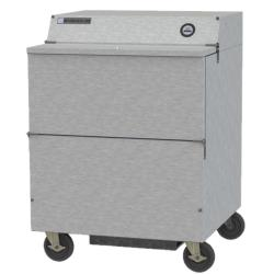 Beverage Air - SMF34HC-1-S - 34 in S/S Forced Air Milk Cooler image