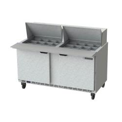 Beverage Air - SPE60HC-24M - 60 in Mega Top Prep Table image