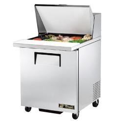 True - TSSU-27-12M-C - Mega Top 1 Door Sandwich Prep Table image