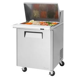 Turbo Air - MST-28-12-N - M3 Series Mega Top 1-Door Sandwich Prep Table image