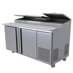 Fagor - FPT-67 - 67 1/4 in 2 Door Pizza Prep Table image