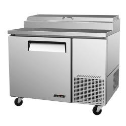 Turbo Air - TPR-44SD - Super Deluxe 1 Door Pizza Prep Table image