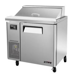 Turbo Air - JST-36 - 36 in Sandwich Prep Table image
