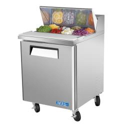 Turbo Air - MST-28 - M3 Series 1 Door Sandwich Prep Table image
