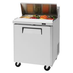 Turbo Air - MST-28-N - M3 Series 1-Door Sandwich Prep Table image