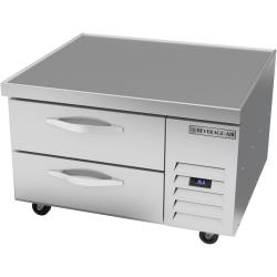 Beverage Air - WTRCS36HC - 36 in 3-Drawer Refrigerated Chef Base image