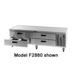 Delfield - F2852 - 52 1/4 in Remote Low-Profile Refrigerated Stand image