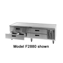 Delfield - F2862 - 62 1/4 in Remote Low-Profile Refrigerated Stand image