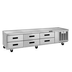 Delfield - F2999C - 99 1/4 in Low-Profile Refrigerated Stand image