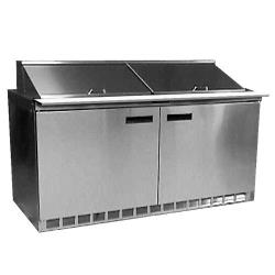 Delfield - UCD4460N - 2 Section 60 1/8 Undercounter Refrigerated Base w/ Drawers image