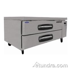 Nor-Lake - NLCB53 - AdvantEDGE 53 in Refrigerated Chef Base image