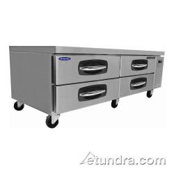 Nor-Lake - NLCB72 - AdvantEDGE 71 in Refrigerated Chef Base image