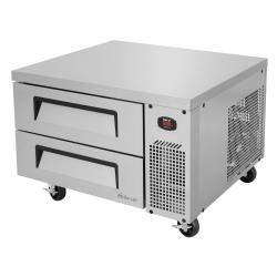 Turbo Air - TCBE-36SDR-N6 - 2-Drawer 36 in Stainless Steel Chef Base image