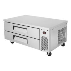 Turbo Air - TCBE-52SDR-N - 2-Drawer 52 in Refrigerated Chef Base image