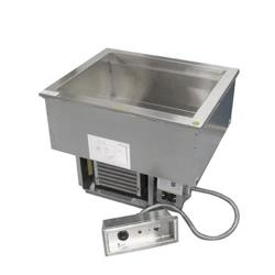 Delfield - N8630 - 43 1/2 in Drop-In Hot & Cold Combination Pan image