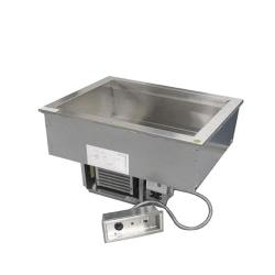 Delfield - N8643 - 43 1/2 in Drop-In Hot & Cold Combination Pan image