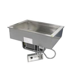 Delfield - N8656 - 56 1/4 in Drop-In Hot & Cold Combination Pan image