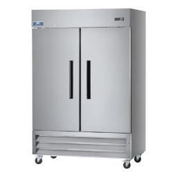 Arctic Air - AR49 - 2 Door Reach-In Refrigerator image