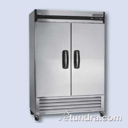 Nor-Lake - NLR49-S - AdvantEDGE 2 Door Reach-In Refrigerator image