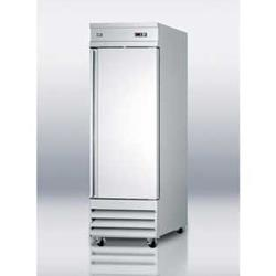 Summit - SCRR230 - Stainless Steel Reach In Refrigerator image