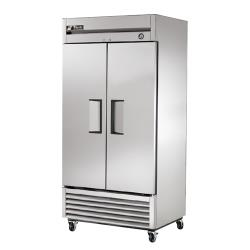 True - T-35 - T-Series 2 Door Reach In Refrigerator image