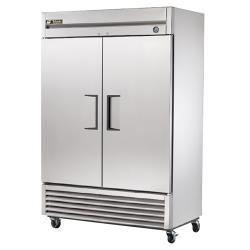 True - T-49 - T-Series 2 Door Reach In Refrigerator image