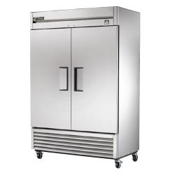 True - TS-49 - TS-Series 2 Door Reach-In Refrigerator image