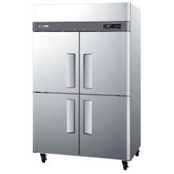 Turbo Air - M3R47-4 - M3 Series (4) 1/2 Door Reach-In Refrigerator image