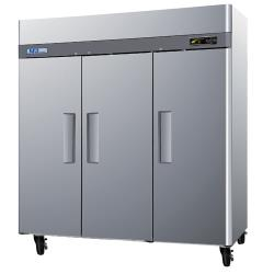 Turbo Air - M3R72-3 - M3 Series 3 Door Reach-In Refrigerator image