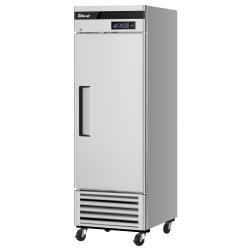Turbo Air - TSR-23SD-N6 - 1 Solid Door Super Deluxe Series Reach-In Refrigerator image