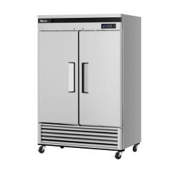 Turbo Air - TSR-49SD-N6 - Super Deluxe 2-Door Reach-In Refrigerator image