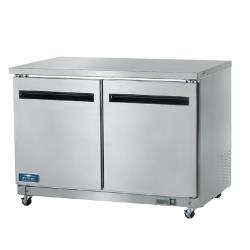 Commercial undercounter refrigerators tundra restaurant supply arctic air auc48r 2 door undercounter refrigerator image asfbconference2016 Choice Image