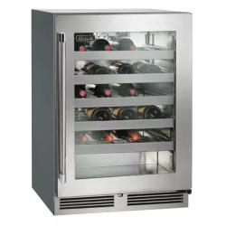 Perlick - HC24WS3TLF-STK - 24 in Single Door HC24 Undercounter Wine Reserve image