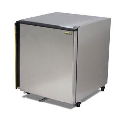 silver king skr27ac10 1 door undercounter refrigerator image - Commercial Undercounter Refrigerator