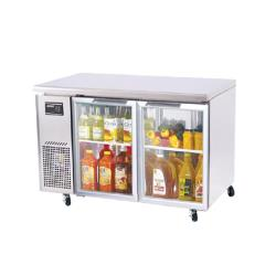 Turbo Air - JUR-48-G - J Series 48 in Glass Door Undercounter Refrigerator image