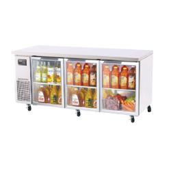Turbo Air - JUR-72-G - J Series 72 in Glass Door Undercounter Refrigerator image