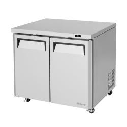 Turbo Air - MUR-36L-N6 - 36 in Undercounter Refrigerator image