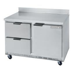 Beverage Air - WTRD48A-2 - 48 in 2 Drawer Worktop Refrigerator image