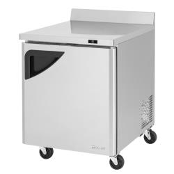 Turbo Air - TWR-28SD-N - Super Deluxe 1-Door Worktop Refrigerator image