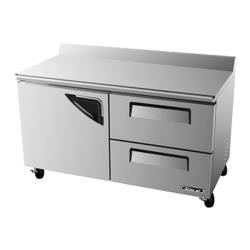Turbo Air - TWR-60SD-D2 - 60 in 2 Drawer Worktop Refrigerator image