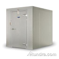 US Cooler - CL510710NF - 6 ft x 8 ft Walk-In Cooler image