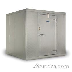US Cooler - CL710119FL - 8 ft x 12 ft Walk-In Cooler w/ Floor image