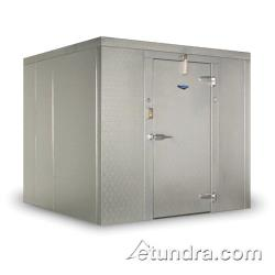 US Cooler - CL710119NF - 8 ft x 12 ft Walk-In Cooler image
