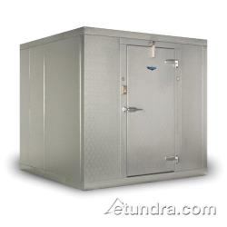 US Cooler - CL710710FL - 8 ft x 8 ft Walk-In Cooler with  Floor image