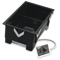 Vollrath - 72107 - Cayenne® Fiber/Resin Drop-In Warmer With Remote Control image