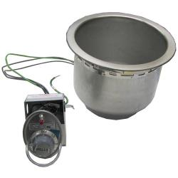 Wells - 20129 - 7 Qt Hot Food Well 208/240 Volt 338/450 Watt image