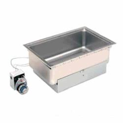 Wells - 5P-SS206D-120 - 120V Built In Food Warmer w/ Drain image